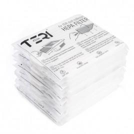 Комплект 10 штук HEPA фильтр для встраиваемой маникюрной вытяжки Teri 500/Turbo