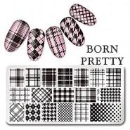 Пластина для стемпинга Born Pretty BPL-041