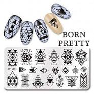 Пластина для стемпинга Born Pretty BPL-054