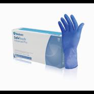Нітрилові блакитні рукавички SAFETOUCH® ADVANCED 100 Штук, Розмір XS,S,M,L,XL 165 грн.