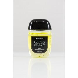 Gloss Hand sanitizer (Lemon) 29 ml