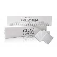 Безворсовые салфетки Gloss Classic Cotton Fibre, 500 шт