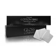 Безворсовые салфетки Gloss Lux Cotton Fibre, 500 шт