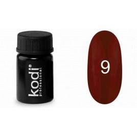 Гель краска Kodi №9