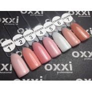 OXXI Cover Base - камуфлирующая база № 1 для гель-лака, 8 мл