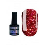 Гель-лаки OXXI Star Gel №001 (гранатовый красный, с блестками и слюдой), 8 мл