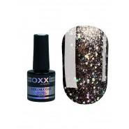 Гель-лаки OXXI Star Gel №012 (серебристо-черный, с блестками и слюдой), 8 мл