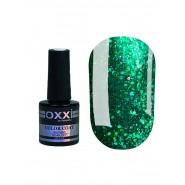 Гель-лаки OXXI Star Gel №007 (зеленый, с блестками и слюдой), 8 мл