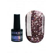 Гель-лаки OXXI Star Gel №010 (шоколадно-коричневый, с блестками и слюдой), 8 мл