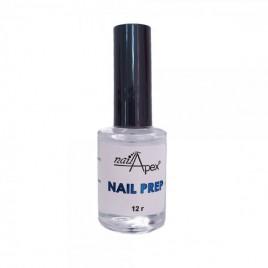 Обезжириватель-дегидратор ногтей Nail Prep Nailapex, 12 мл